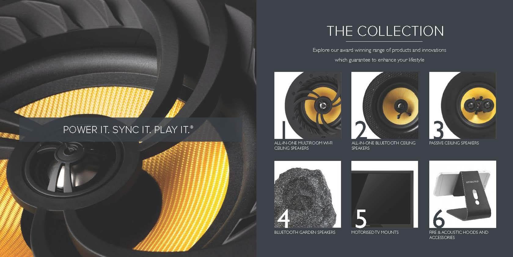 Wireless Speaker System GCC