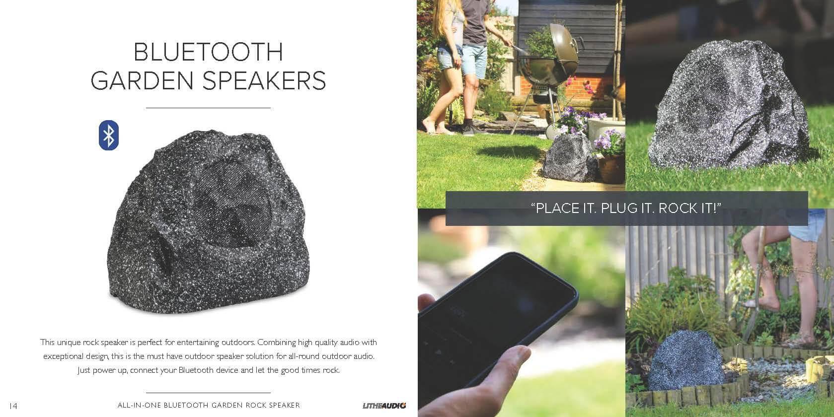 Outdoor Speakers Dubai